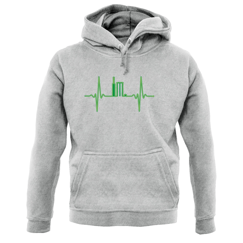 Cricket Heartbeat Monitor Hoodies