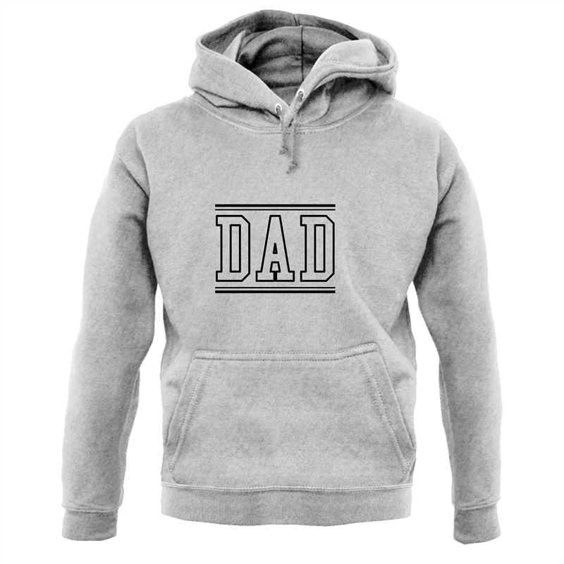Dad  - College Style Hoodies