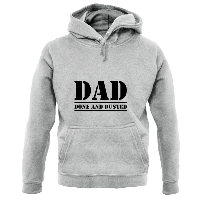 DAD- Done and Dusted Hoodies