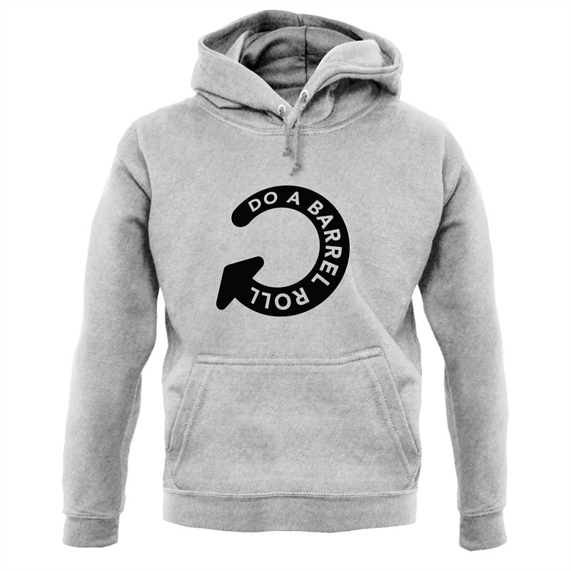 Do A Barrel Roll Hoodies