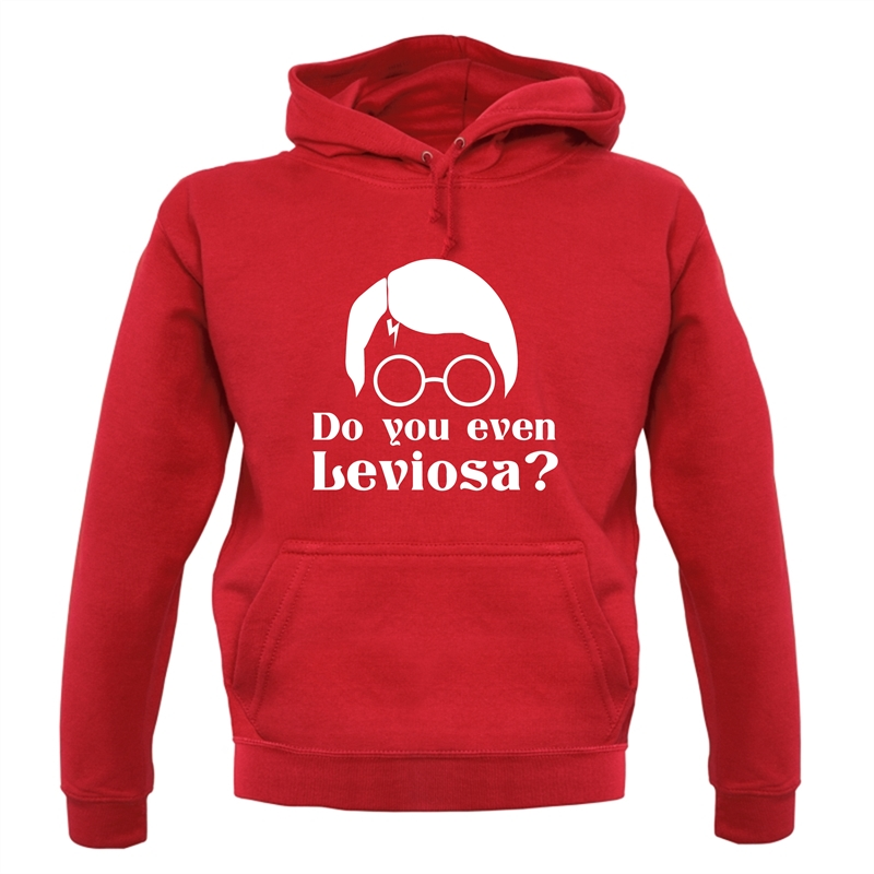Do you even Leviosa? Hoodies