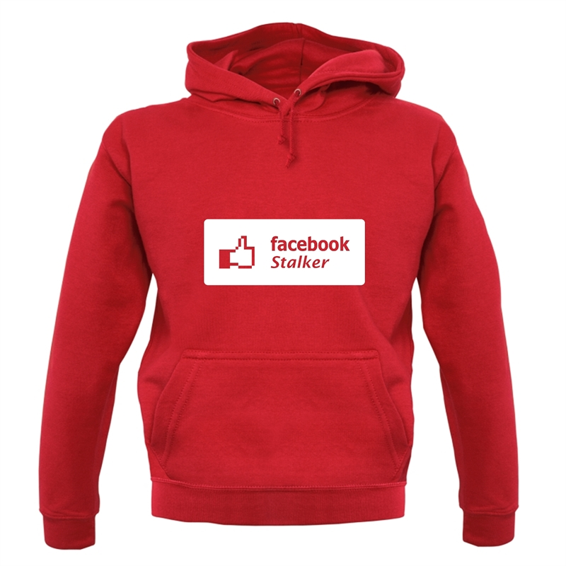 Facebook Stalker Hoodies