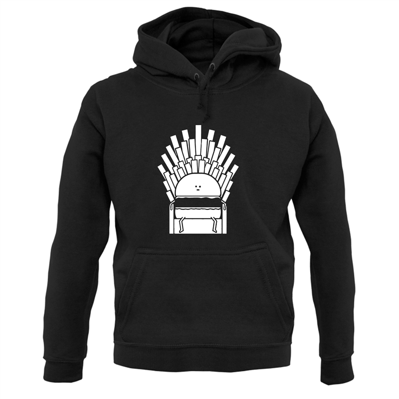 Game Of Fries Hoodies