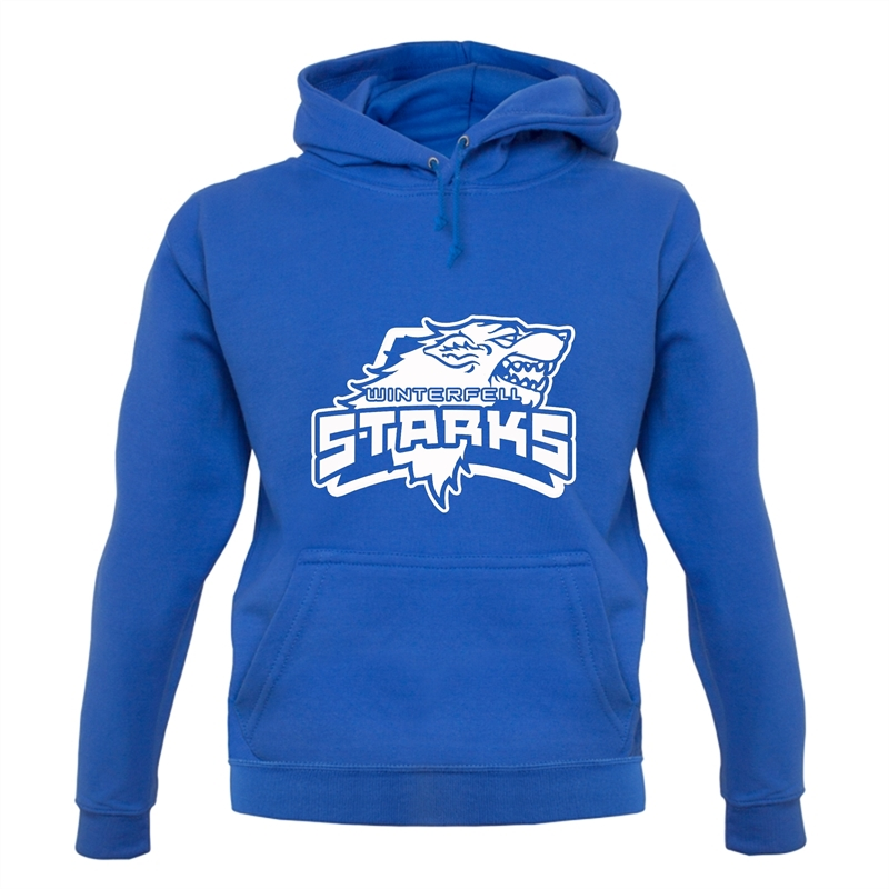 Game Of Thrones - Team Stark Hoodies