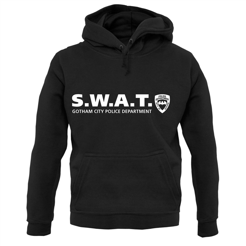 Gotham City Police Department - SWAT Hoodies