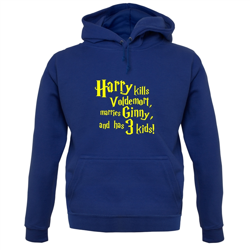 Harry Potter Spoiler Hoodies