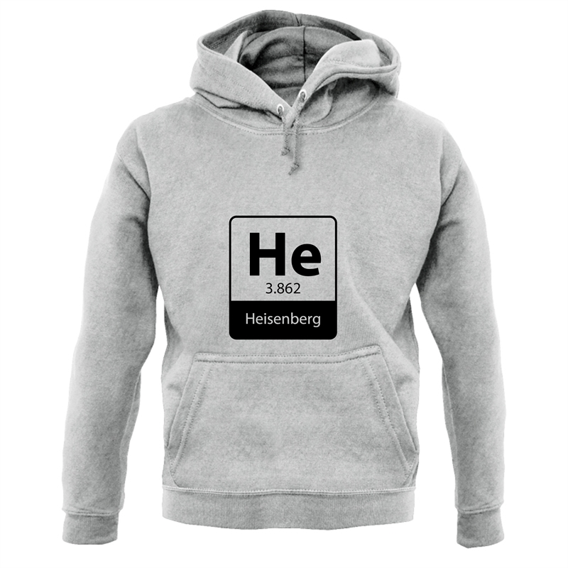 Heisenberg Element Hoodies