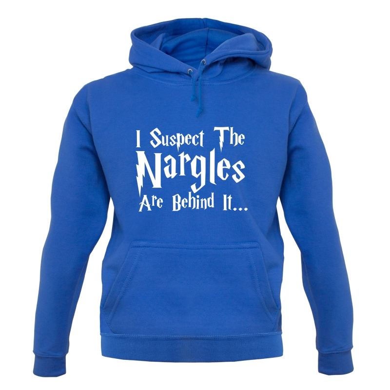 I Suspect The Nargles Are Behind It Hoodies