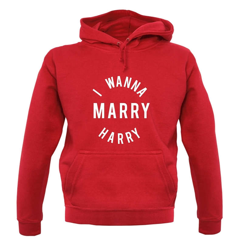 I Wanna Marry Harry Hoodies