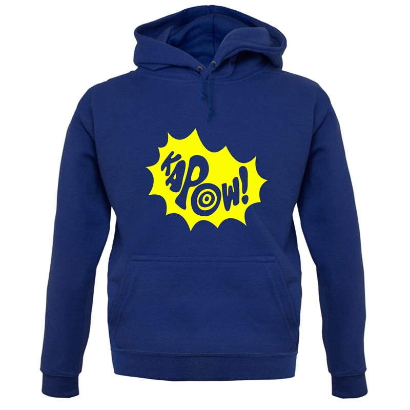 Kapow! Hoodies