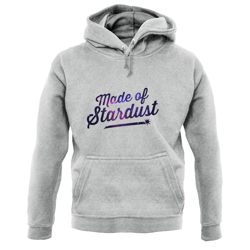 Made Of Stardust Hoodies