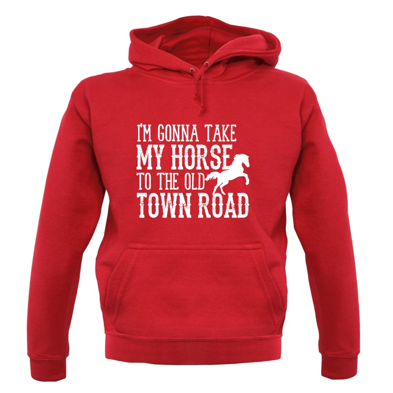 Old Town Road Hoodies
