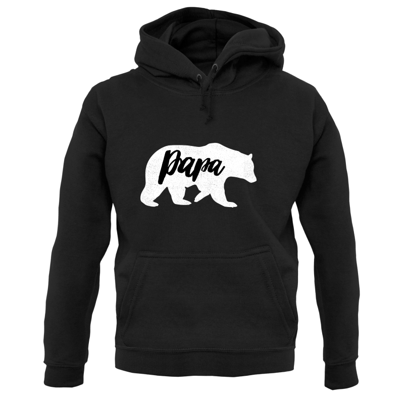 Papa Bear Hoodies