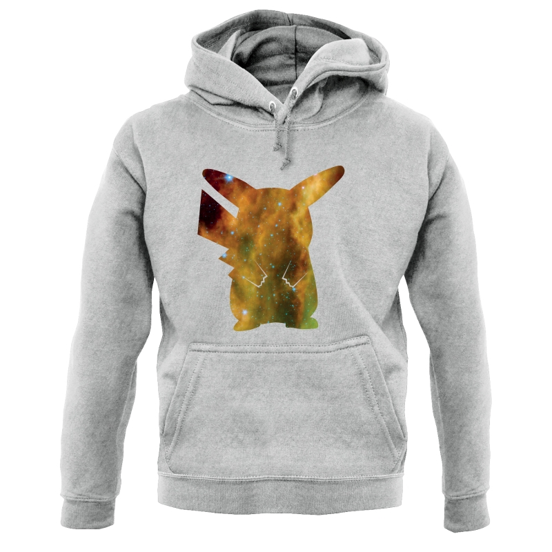 Pika-Galaxy Hoodies