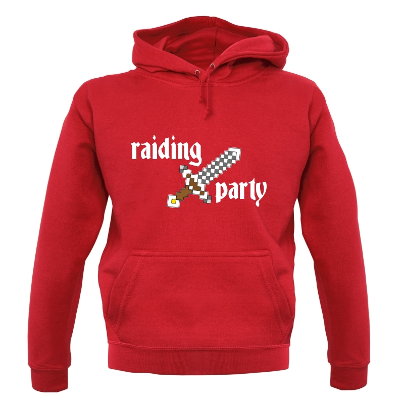 Raiding Party Hoodies