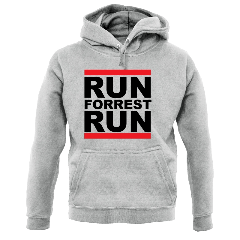 Run Forrest Run Hoodies