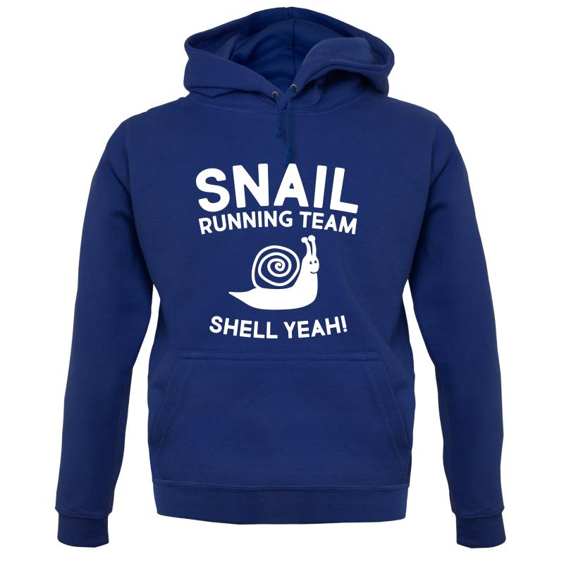 Snail Running Team Hoodies