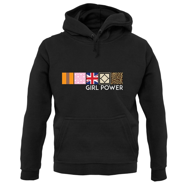 Spice Girl Power Hoodies