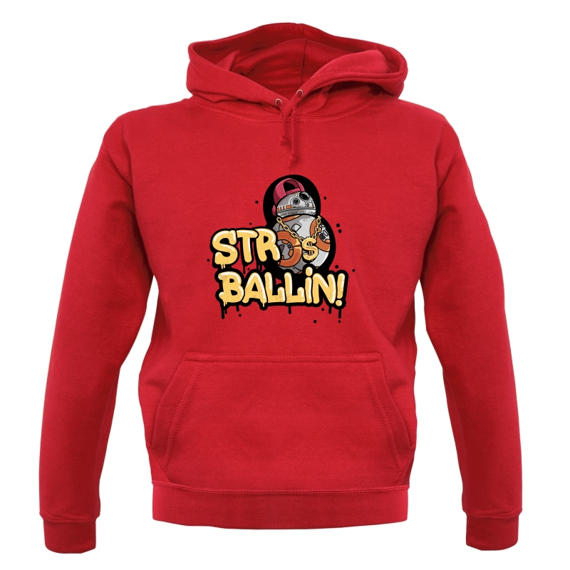 Str8 Ballin! Hoodies
