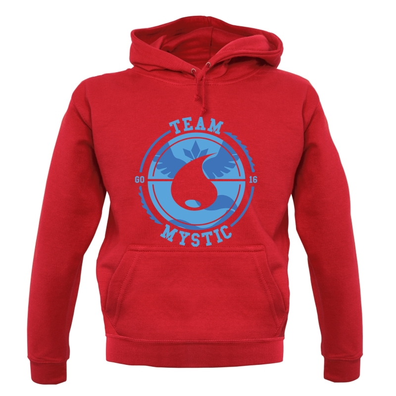 Team Mystic GO Hoodies