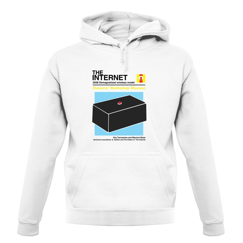 The Internet Owners Manual Hoodies
