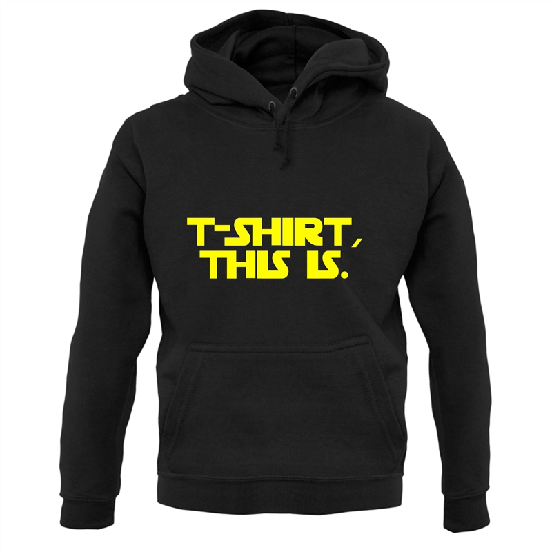 T-Shirt, This Is Hoodies
