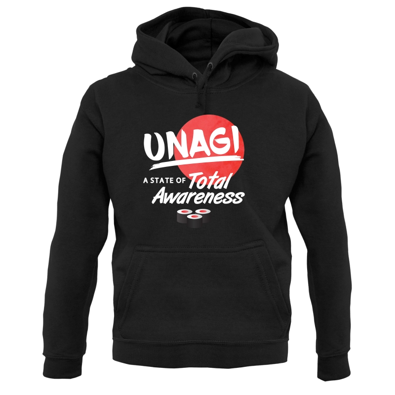 Unagi, Total Awareness Hoodies