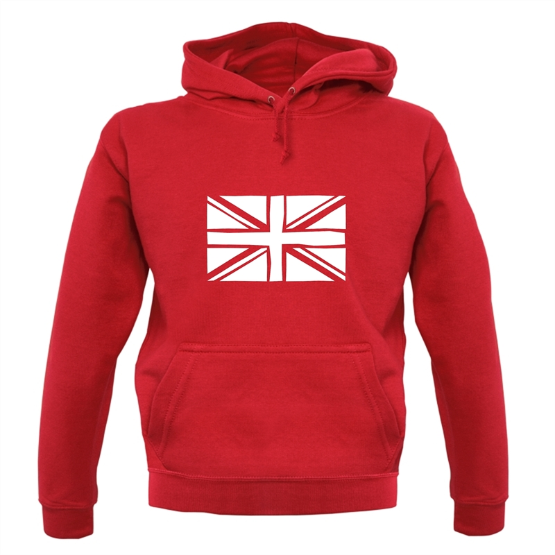 Union Jack Hoodies