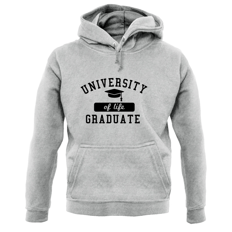 University Of Life Graduate Hoodies