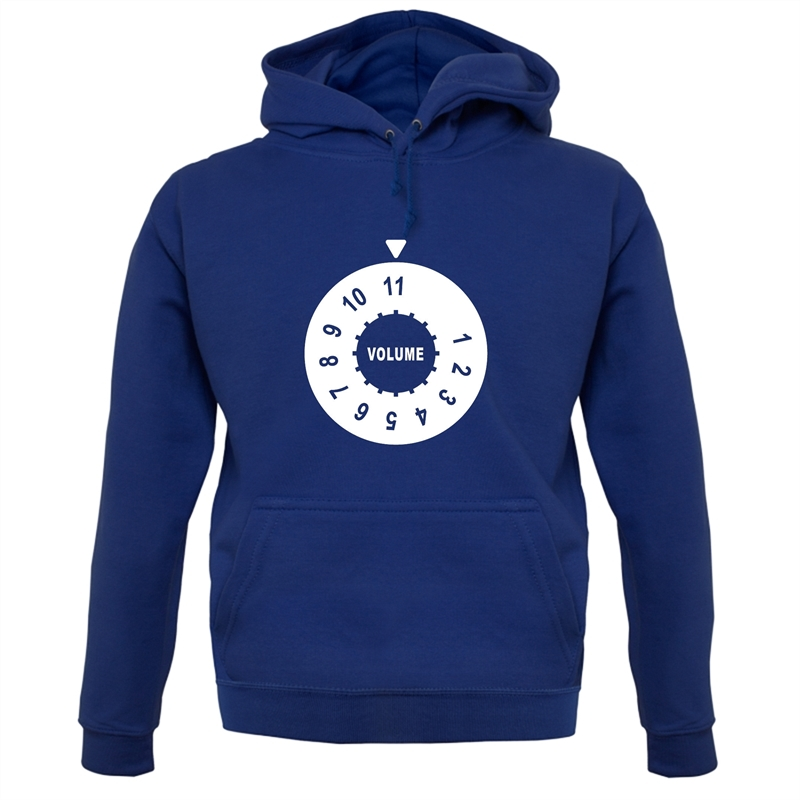 Up To Eleven Hoodies