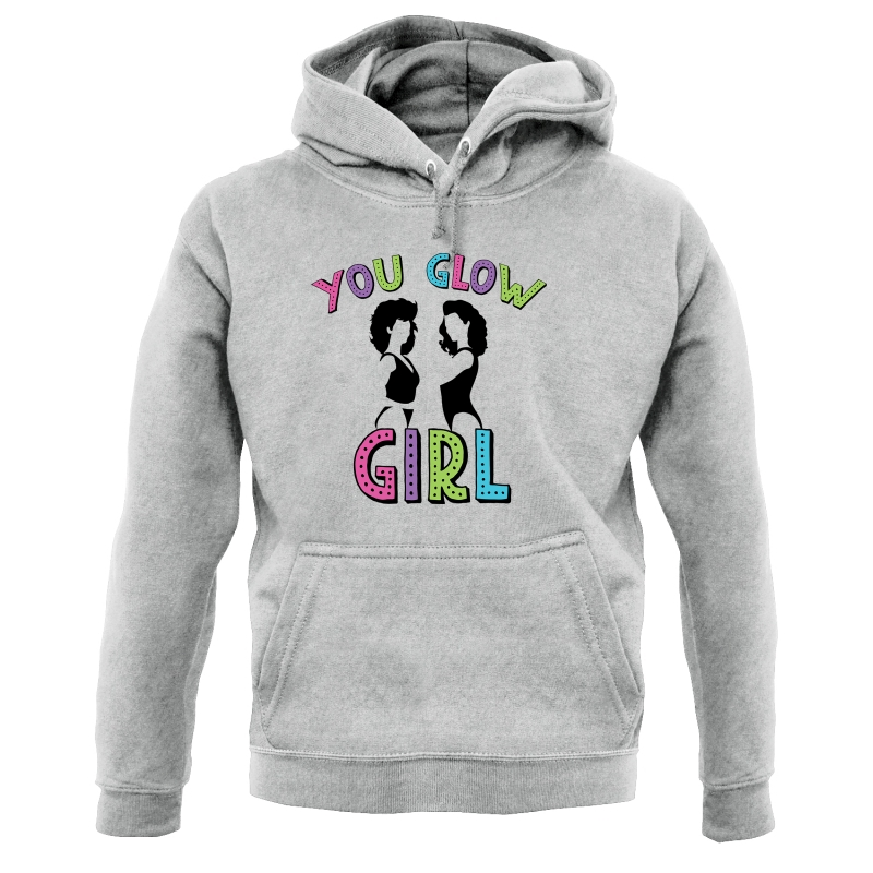 You Glow Girl Hoodies