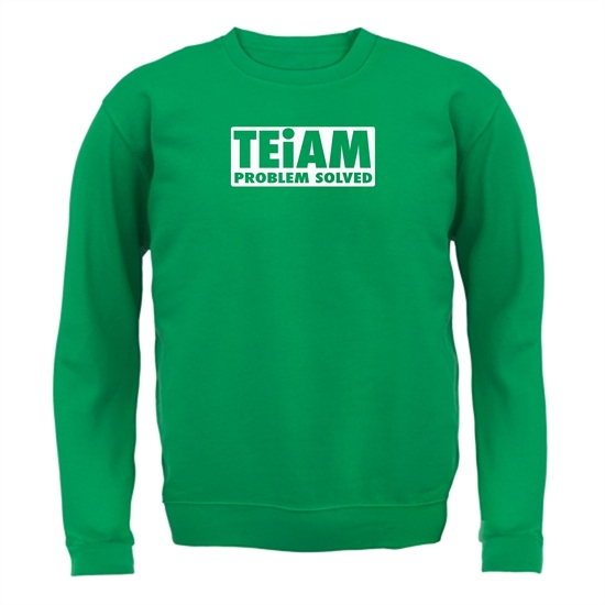 Teiam Problem Solved Jumpers