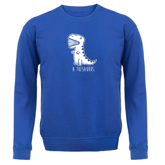 A Thesaurus Jumpers