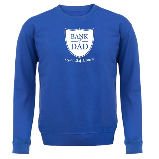 Bank Of Dad Jumpers