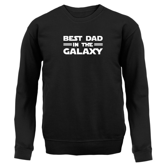 Best Dad In The Galaxy Jumpers