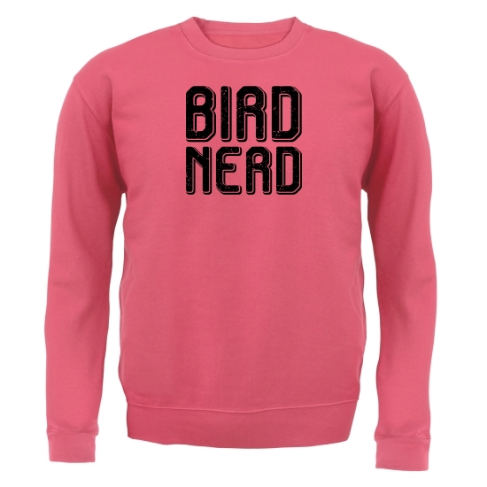 Bird Nerd Jumpers