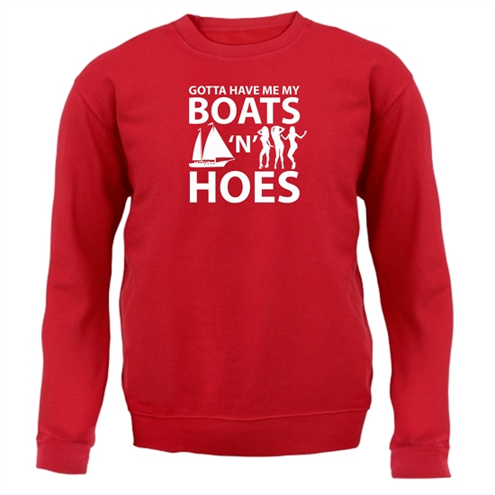 Boats 'N Hoes Jumpers