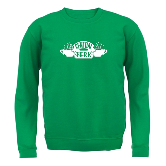 Central Perk Jumpers
