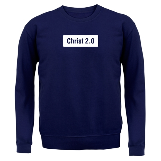Christ 2.0 Jumpers