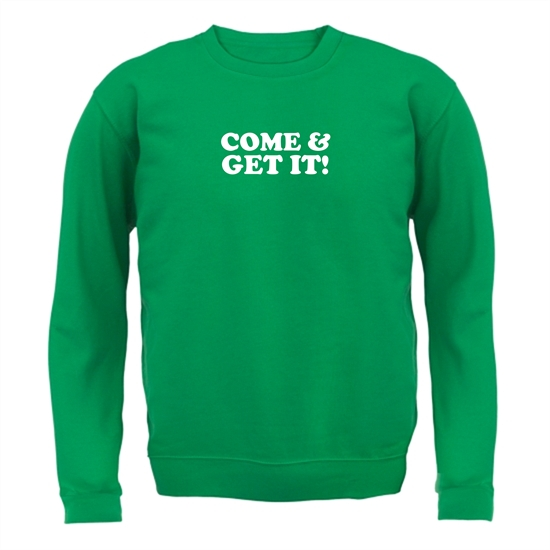 come and get it! Jumpers