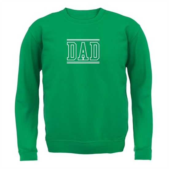 Dad  - College Style Jumpers