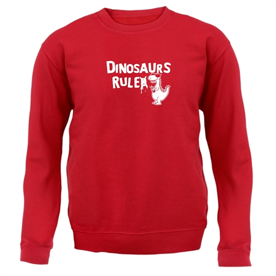 Dinosaurs Ruled Jumpers