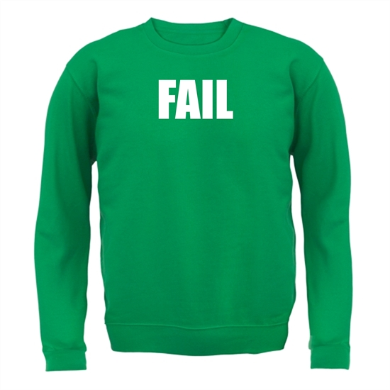 Fail Jumpers