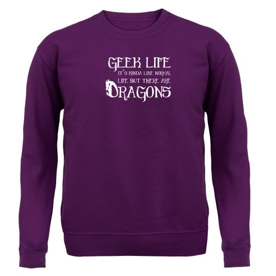 Geek Life Jumpers