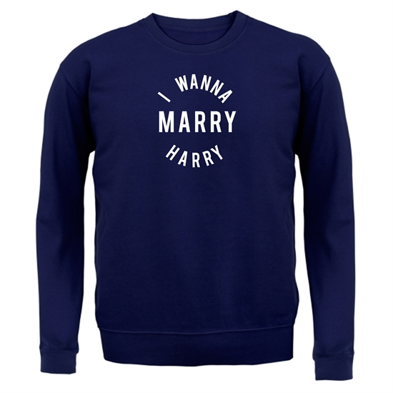 I Wanna Marry Harry Jumpers