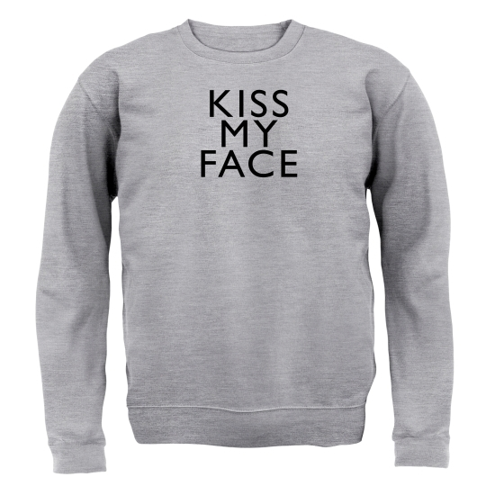 Kiss My Face - Partridge Jumpers
