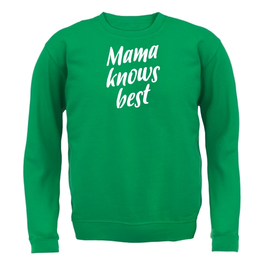 Mama Knows Best Jumpers