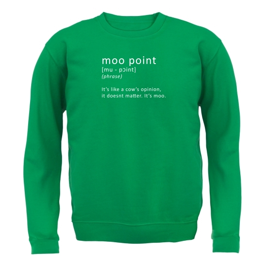 Moo Point Jumpers