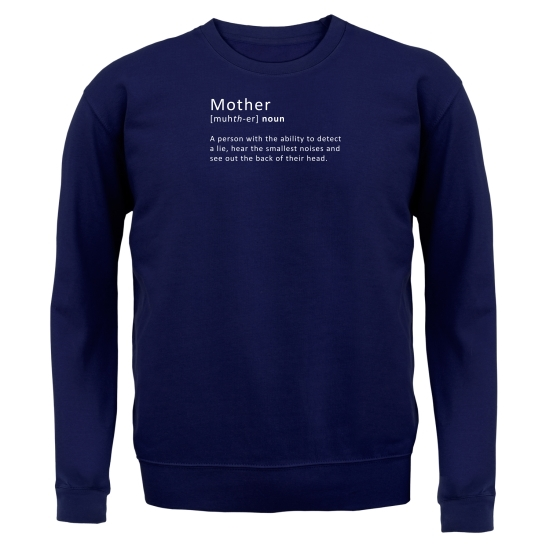 Mother Definition Jumpers