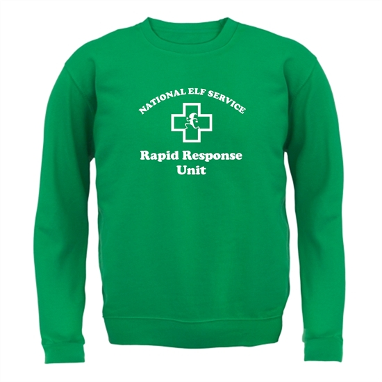 National Elf Service - Rapid Response team Jumpers